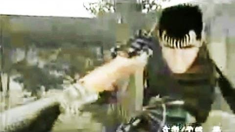 ドリームキャスト ベルセルク ~千年帝国の鷹篇 喪失花の章~CM