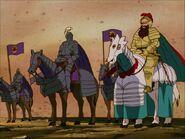 Scorpion Serpent Knights (1997 Anime)
