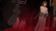 Casca led into the torture chambers