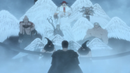 Guts prepares to battle Mozgus and his men
