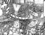 Manga E340 Rickert uses the crossbow turret
