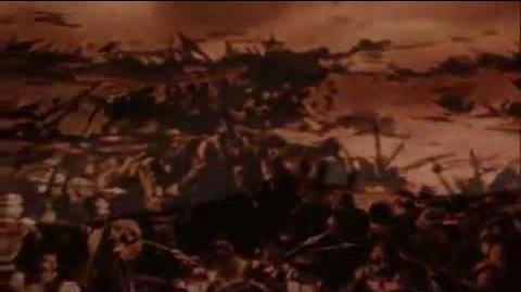 BERSERK (TV) - RARE TRAILER (1997).