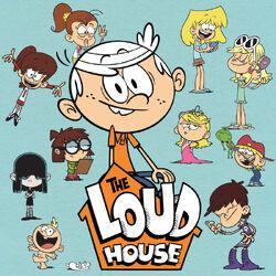 The Loud House (Seasons 1-4)