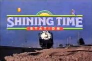 Shining Time Station title card