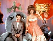Cast of Pee-Wee's Playhouse