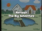 The Big Adventure (Keroppi and Friends)