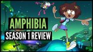 Amphibia Season 1 Review