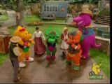 Riff to the Rescue!: A Wild West Adventure (Barney & Friends)