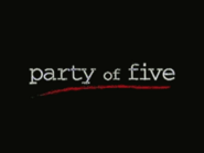 Party of Five title card