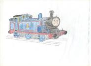 Nwr no 1 thomas by trainsandcartoons d8nnauv