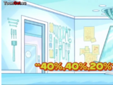 40%,40%,20% (Teen Titans Go!)