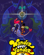 Wander Over Yonder poster
