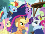 The Ending of the End/The Last Problem (My Little Pony: Friendship is Magic)