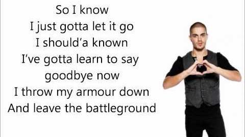 The Wanted-Warzone (lyrics)