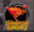 Shared enemy