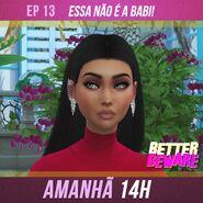 EP 13 - Essa não é a Babi! - Teaser 04