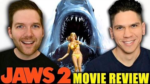 Jaws 2 - Movie Review and Surprise!