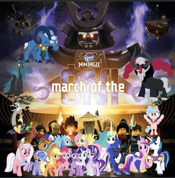 Season 10 March Of The Oni Better Together Crossover Wiki Fandom
