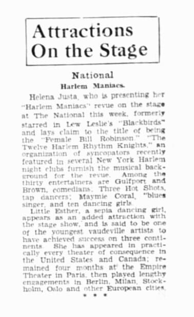 Baby Esther Jones Harlem Maniacs Black History Month.jpg