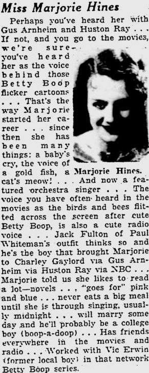 Miss Margie Hines 1934.png