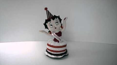 Birthday Betty Boop™