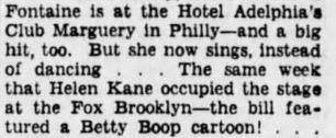 1935 Brooklyn Helen Kane Tour Using Betty Boop.PNG