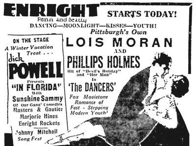 Sunshine Sammy Margie Hines Same Bill 1930.jpg