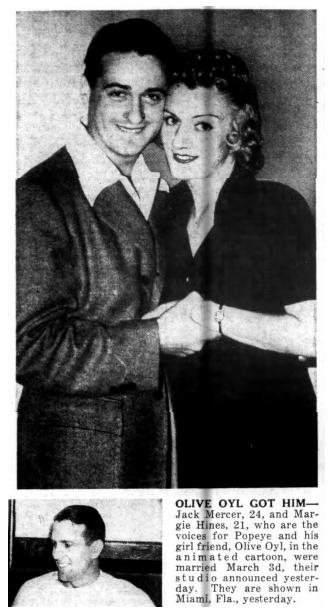 Jack Mercer and Margie Hines 1939.png