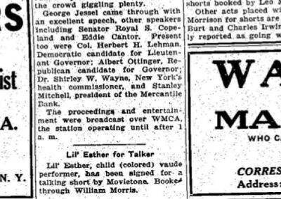 Lil Esther Movietone Booke William Morris 1928.jpg