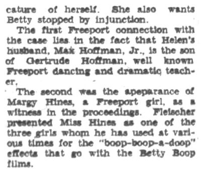 The Nassau Daily Review 1934 they can't spell lol margie hines betty boop helen kane.jpg