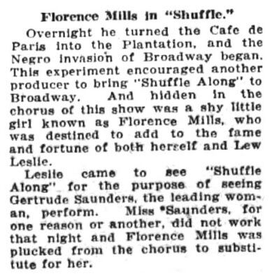 Florence Mills Shuffle Along Gertrude Saunders.jpg