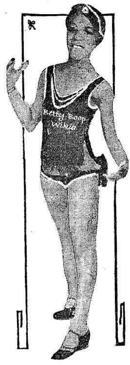 Baby Esther Jones the Original Betty Boop Helen Kane Acrobat Jazz Singing Sensation aka Little Esther.jpg