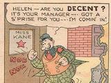 Betty Boop Comic Strip (1934-1937)