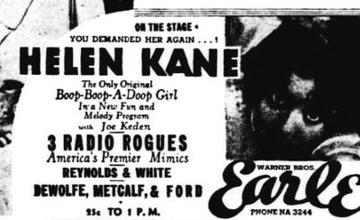 Helen Kane The Only Original Boop Boop a Doop Girl (1933).jpg