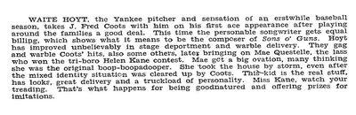 Waitye Hoyt Jan 1930 Mae Questel - Watch Out Helen Kane She's Gonna Take Your Job.jpg