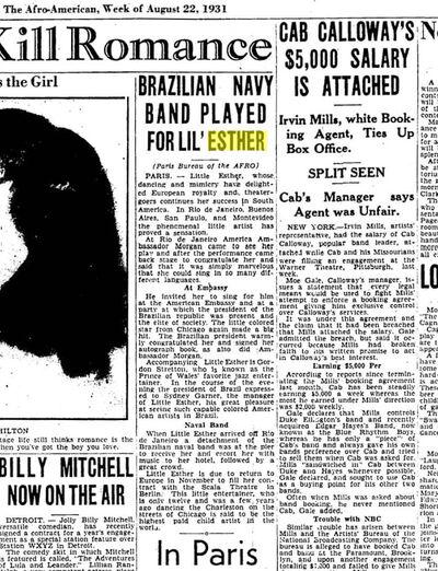 Baby Esther Jones 1931 the Black Betty Boop Esther Was Not Obscure Helen Kane Copied Her Scat Singing.jpg