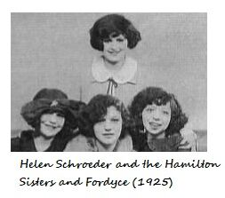 Helen Schroeder aka Helen Kane Hamilton Sisters and Fordyce 1925 .jpg