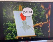 Gawain's Word Paint