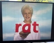 Fred Says Rat 2