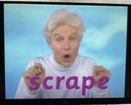 Fred Says Scrape