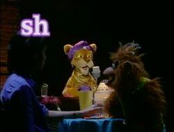 Cleo Lion Sh, sh, sh... Shush 2.jpg