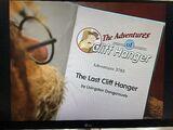 The Last Cliff Hanger (story)
