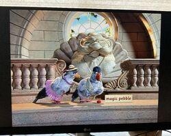 Walter and Clay Pigeon magic pebble.jpg