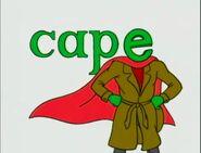 Silent E Cape 2