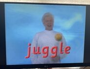 Fred Says Juggle 4