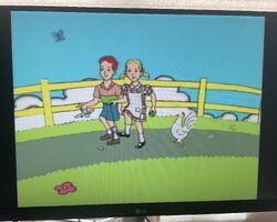 Scot, Dot and Chicken Jane walks away.jpg