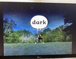 Gawain's Word Dark