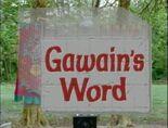 Gawain's Word Title