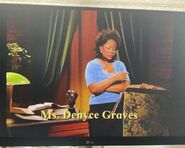 Ms. Denyce Graves 10