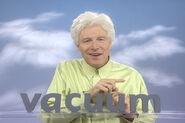 Fred Says Vacuum